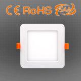 20W встраиваемый светильник акцентного освещения квадратные светодиодные лампы панели с CCT изменяемые функции