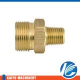Conexão Adaptadora 22mm x 3/8 polegadas rosca de tubo macho de Latão