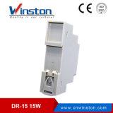 Winston Ein-OutputLärm 15W Regen-Stromversorgung (DR-15)