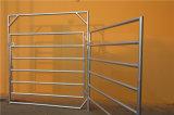 販売のための頑丈で熱い浸された電流を通された移動式ゲートの安い牛パネル