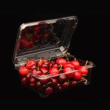 애완 동물 물집 플라스틱 과일 포장 상자 애완 동물 플라스틱 처분할 수 있는 과일 콘테이너 상자