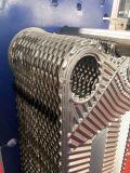 Tipo cambiadores de la junta de calor de la placa con S/S