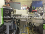 Granulierende Plastikmaschine mit stempelschneidenem System