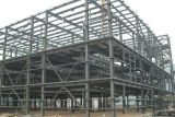 다층 가벼운 강철 구조물 건축 음식 작업장 프레임