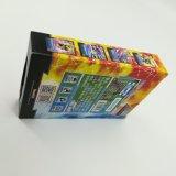 Caixa adulta dos jogos de cartão do jogo da alta qualidade da impressão de Cmyk com livretos Yh253