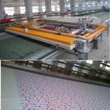 De automatische Machine van de Druk van het Scherm voor het TextielLeer van het Glas van de T-shirt