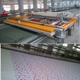 TM-Z7 Máquina de impresión automática de pantalla para T-Shirt de cuero textiles vidrio