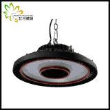Luz de la bahía del uso IP65 150W LED del almacén alta, luz del UFO LED Highbay, luz industrial del LED