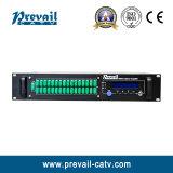 Amplificador de salida múltiple EDFA de la fibra del acceso High-Power1550nm de CATV