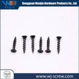 La Chine fournisseur Croix rondes en acier inoxydable noir tête de vis autotaraudeuses