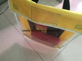 透過PVCファイル文書の雑貨のStorge袋の本の袋