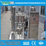 Automático completo de llenado de botellas de bebidas gaseosas bebidas sin alcohol que hace la máquina
