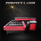 De acrílico morir la cortadora del laser de la tarjeta Pec-1512-a