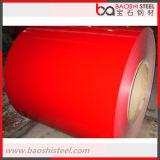 La couleur de PPGI PPGL a enduit la bobine en acier