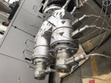 O tubo de PVC de alta qualidade linha de extrusão