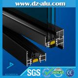 Profilo di alluminio del grano di legno per la la migliore vendita del materiale da costruzione