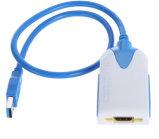 남성에게 HDMI 1.4V 케이블 접합기 남성에게 1080P USB3.0를 지원한다