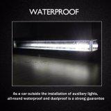 極度の明るいアルミニウムハウジングの防水ジープのトラックオフロード90W極度の細い20inch LEDのライトバー6D
