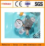 Зубоврачебный Oil-Free компрессор воздуха с в-вне двойным баком брызга (TW5504)