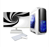 Zusammengebauter persönlicher Spiel-Tischplattencomputer Intel-I7 CPU mit konkurrenzfähigem Preis