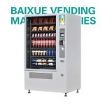 Hot Sale vending machine combinée avec des unités de refroidissement (VCM4-5000)