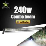 Nouveau 240W 42pouces 3D Offroad de gros de la barre lumineuse à LED
