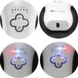 Mini machine de massage facial de dispositif de soins oculaires de Microcurrent de beauté de face de massage de vibration de SME