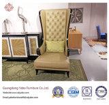 Китайский отель мебелью холл в лобби высокие кресла (YB-O-40)