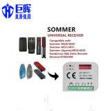 ricevente di codice di rotolamento 300-868MHz, compatibile: Sommer 4020 Tx3-868-4 4026 Tx3-868-4 4031 Tx02-868-2 4035 periferico 4026 Tx02-868-2