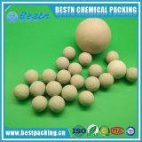 Ballls di ceramica inerte con alta concentrazione di schiacciamento