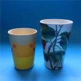 Het Drinken van de Vezel van het Bamboe van de Mok van de Melamine van Eco Vriendschappelijke Biologisch afbreekbare Kop