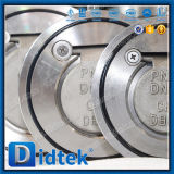 Applicable Didtek Quality CF8m Individual Punt Check Valve