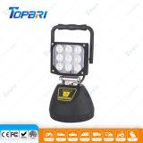 Hochleistungs27w bewegliches nachladbares PFEILER LED Arbeits-Licht