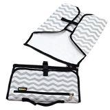 Garniture changeante de Portable de station de bébés de couche-culotte pliable imperméable à l'eau de couvre-tapis
