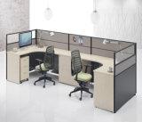 Estrutura metálica Customized 3 Pessoa Workstation (SZ-WS188)