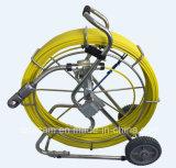 360 Grad-Umdrehung Wateproof HD Kamera-Inspektion-Abwasserkanal-Abfluss-Rohrleitung mit dem 120m Kabel