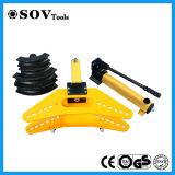 油圧ポンプを搭載する油圧手の管のベンダー