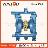 Roestvrij staal 316 met de Pomp van het Diafragma PTFE voor Water of Olie