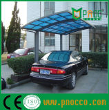 Поликарбонат парусами переносного типа навесами Car приютов (126КПП)