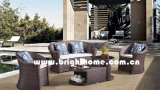 Excellent Design Outdoor Sofa Set Wicker Furniture