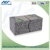 Placa Prefab do cimento do painel de sanduíche do Incombustibility da isolação sadia da casa