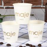 Экологичный Малые одноразовые чашки кофе бумаги