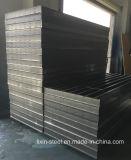 Grata di alluminio come costruzione d'acciaio materiale della decorazione esterna della parete