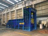 Máquina de estaca de aço de cobre de alumínio resistente do ferro de sucata