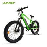 脂肪質のタイヤの電気自転車48V 500W 750W 1000W