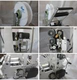 Frascos redondos semiautomático máquina de rotulação de conservas alimentares (MT-50)