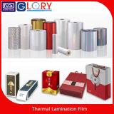 Тепловой BOPP ламинирования пленки для упаковки