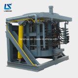 De middelgrote Smeltende Machine van de Inductie van Kgps van de Frequentie met het Overhellen van Oven
