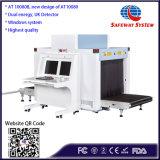 Haute résolution de la machine à rayons X des bagages de l'équipement à rayons X du scanner