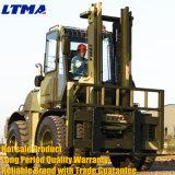 5 prezzo diesel del carrello elevatore del terreno di massima di tonnellata 4*4WD